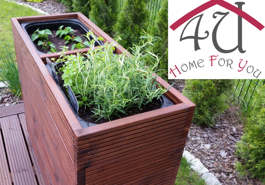 Kupić Donice balkonowo-tarasowe na zioła