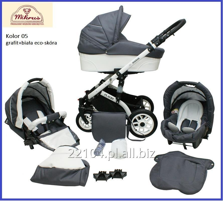 Kupić Wózek 3w1 PLAUDI II