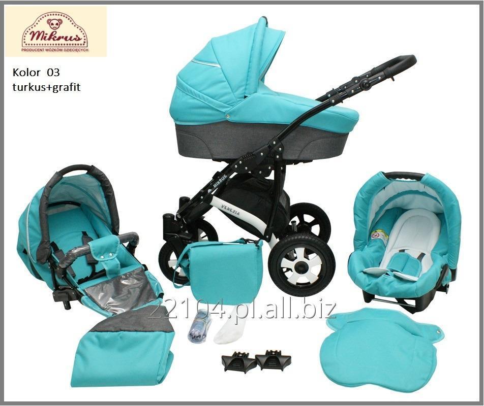 Kupić Wózek 3w1 VENEZIA II