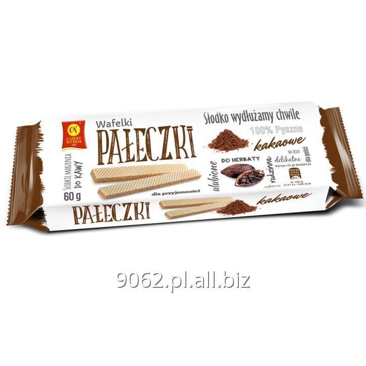 Kupić Pałeczki waflowe kakaowe 60 g