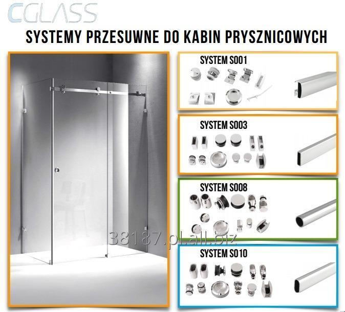 Kupić Systemy przesuwne do kabin prysznicowych