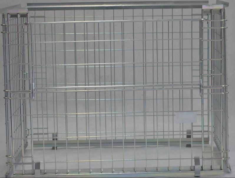 Nadstawka na paletę euro wykonana z drutu ocynkowanego galwanicznie