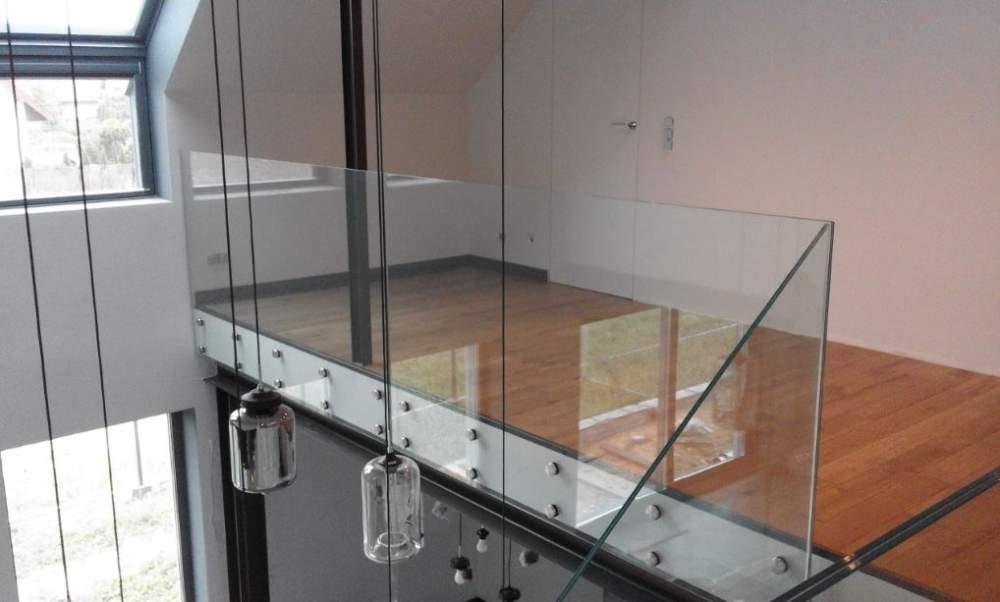 Kupić Balustrady szklane