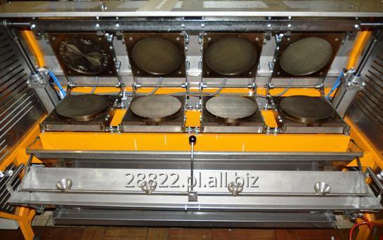 Kupić Zmechanizowana maszyna do wypieku wafli płaskich