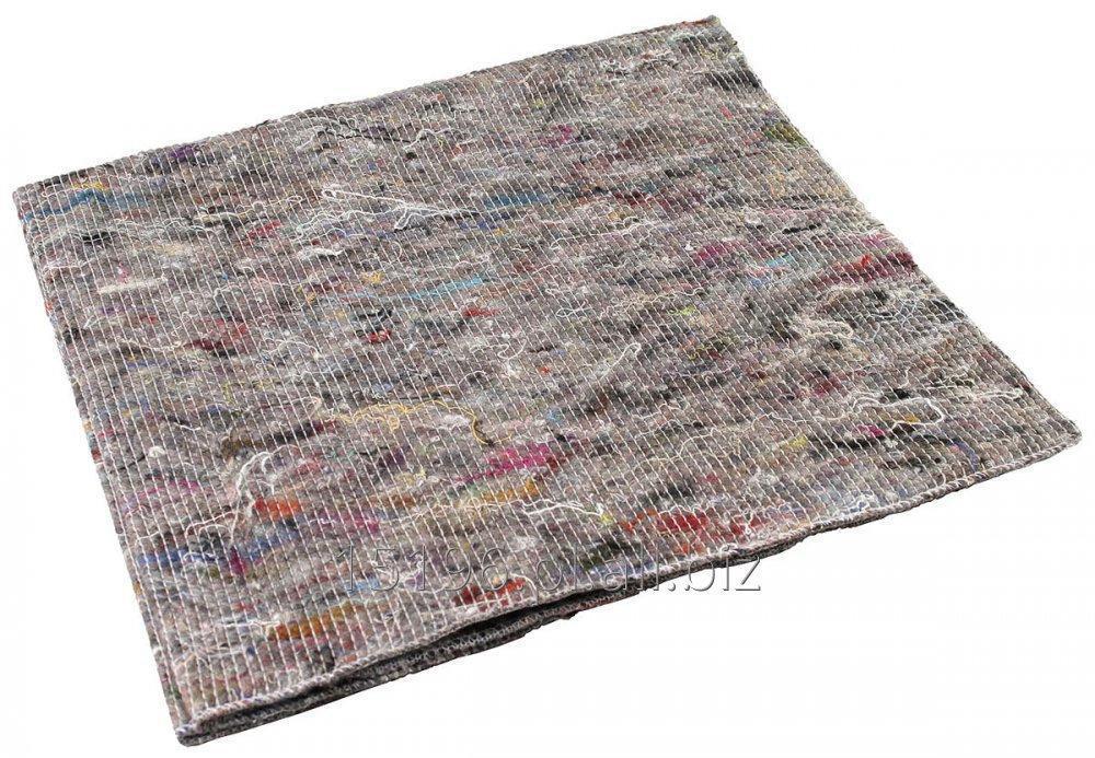Kupić Ścierka do podłogi szara 60x70