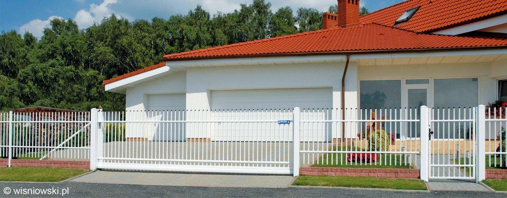 Kupić Bramy garażowe i przemysłowe, ogrodzenia i drzwi marki Wisniowski