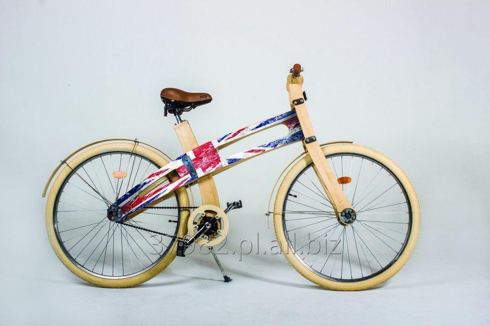 Kupić Drewniany rower