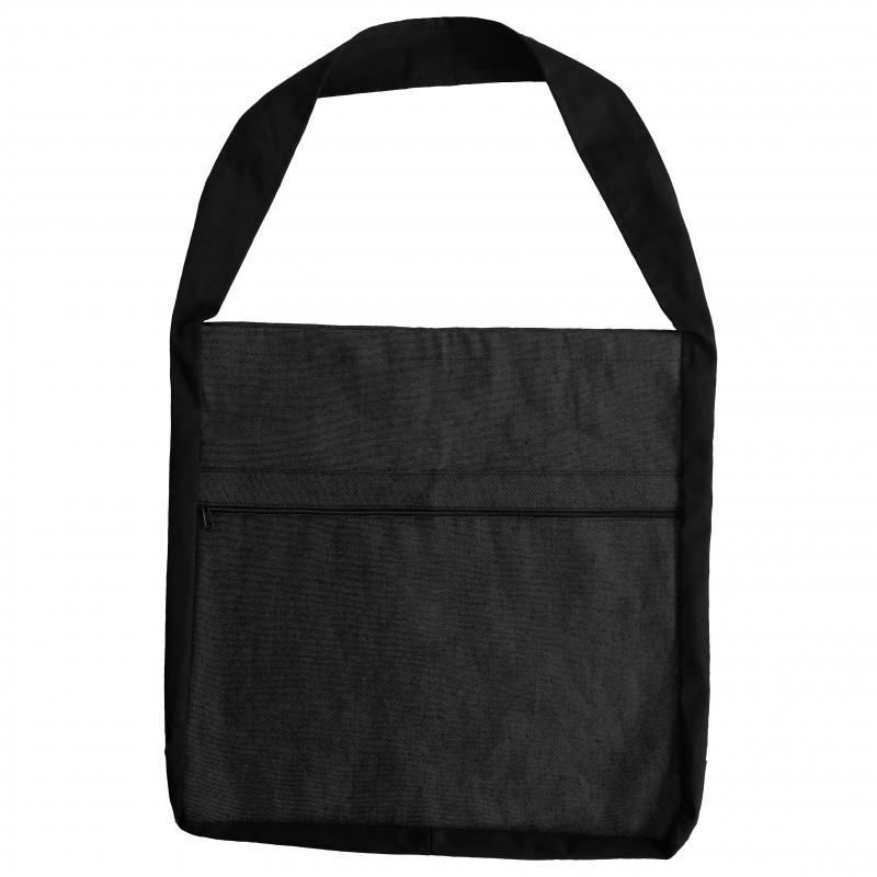 Джинсовий сумка з одним вухом - 450x60x400mm ручки: 50см
