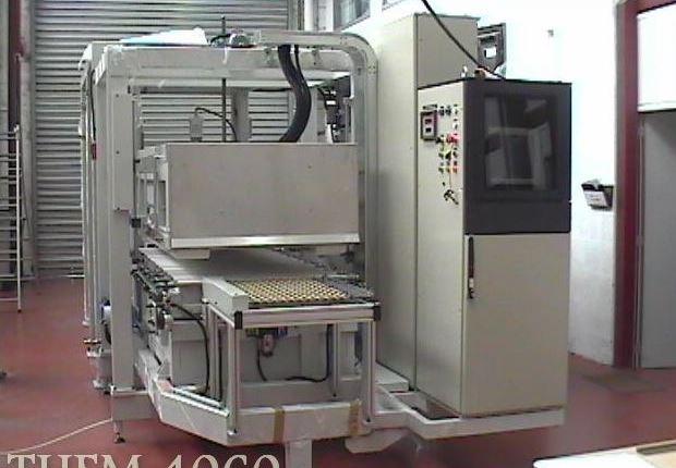 Kupić Nowy piec do hartowania szkła płaskiego seria THFM4060