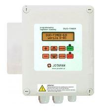 Kupić Programowalny sterownik czasowy do sterowania dwiema sekcjami oświetlenia DUO-TIMER-6A