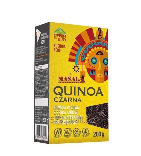 Kupić Quinoa Czarna 200g