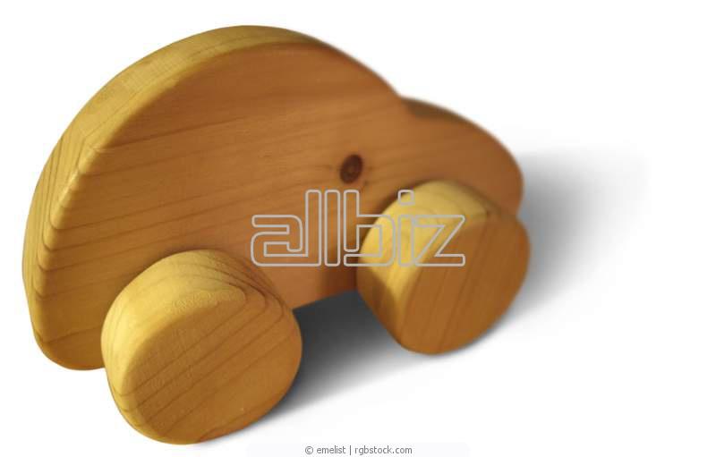 Kupić Zabawki drewniane dla dzieci, handel detaliczny