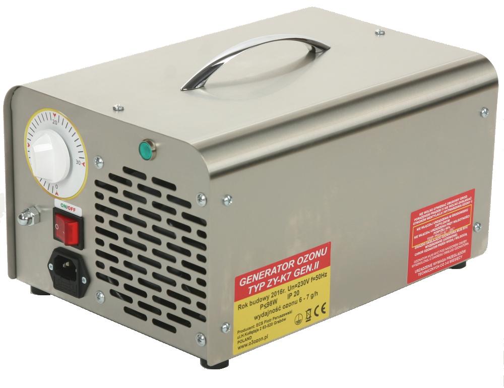 Kupić Generator ozonu ZY-K7 gen. 2
