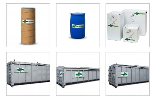 Kupić Opakowania na odpady przemysłowe