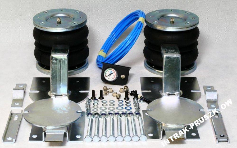 Kupić System poziomująco -wzmacniający przeznaczony do samochodów IVECO DAILY 35C/50C