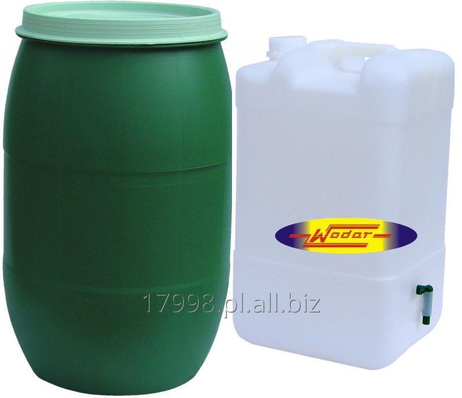 Kupić Plastikowe beczki, kanistry - 5l, 10l, 20l, 30l, 60l z kranem lub bez, beczki 60l, 120l