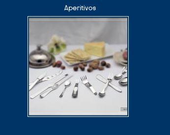 Kupić Sztućce dla hoteli Aperitivos