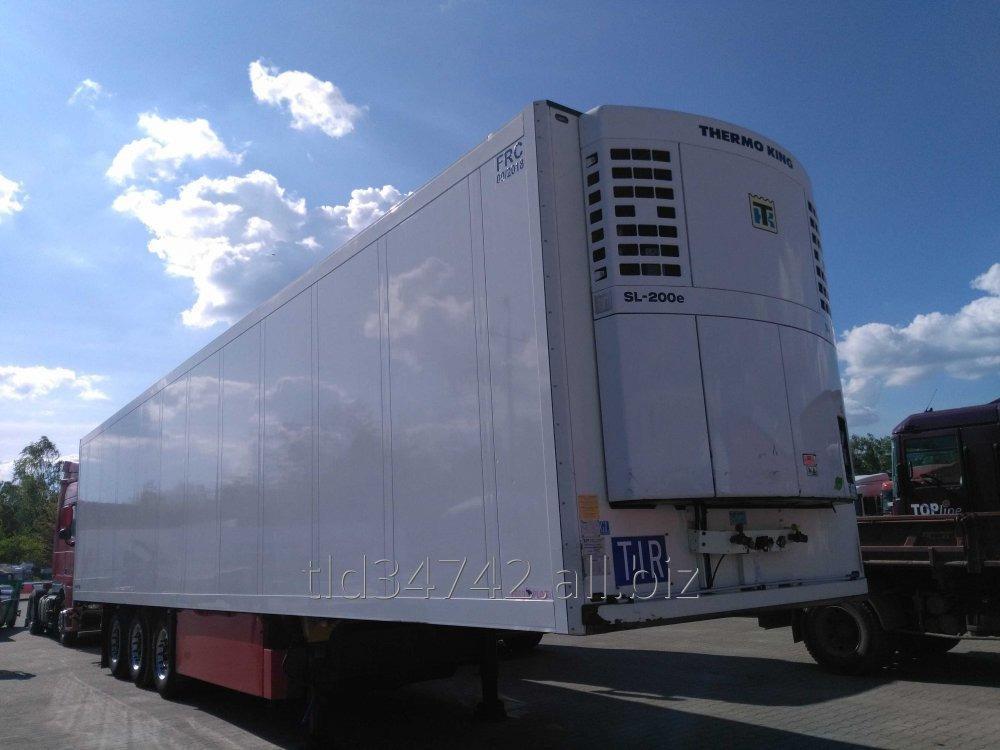 Kupić Schmitz chłodnia doppelstock mega 2006 r. Agregat Carrier Maxima 1300, drukarka. ABS/EBS