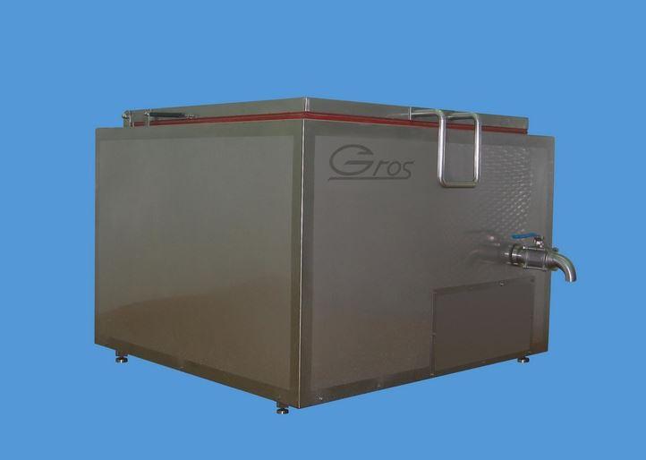 Kupić Kotły warzelne KW400 - pojemność 400 litrów, KW1000 - pojemność 1000 litrów na eksport