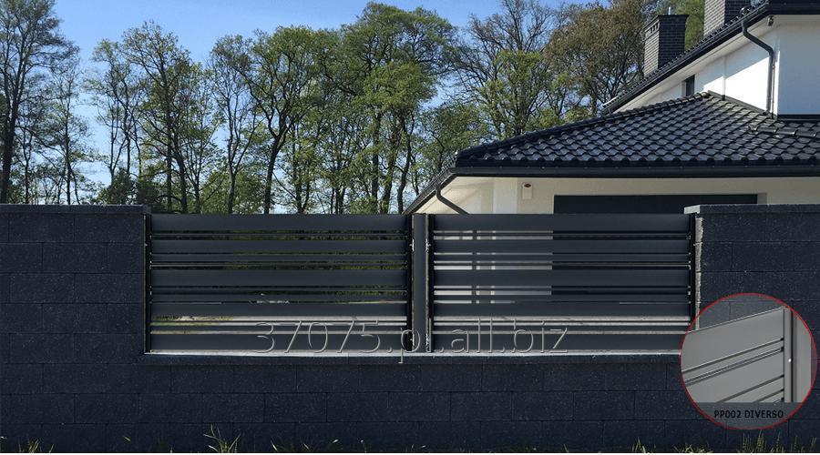 Kupić Ogrodzenie palisadowe MODEL: PP002 DIVERSO
