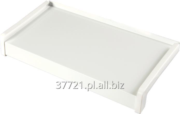 Kupić Parapety zewnętrzne aluminiowe