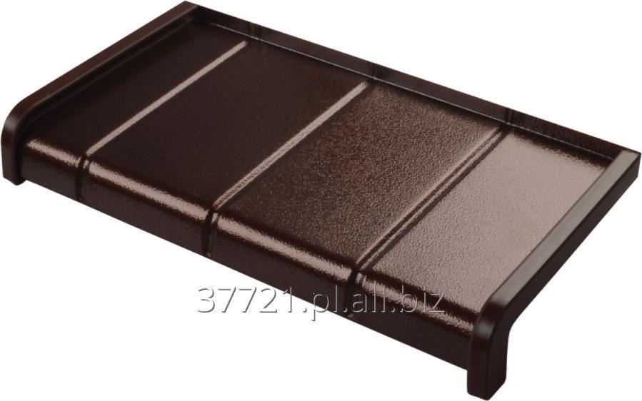 Kupić Parapety aluminiowe zewnętrzne typu płytka Softline