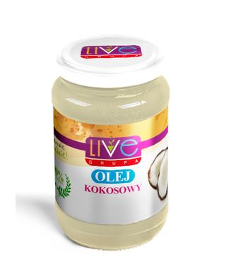 Kupić Rafinowany olej kokosowy