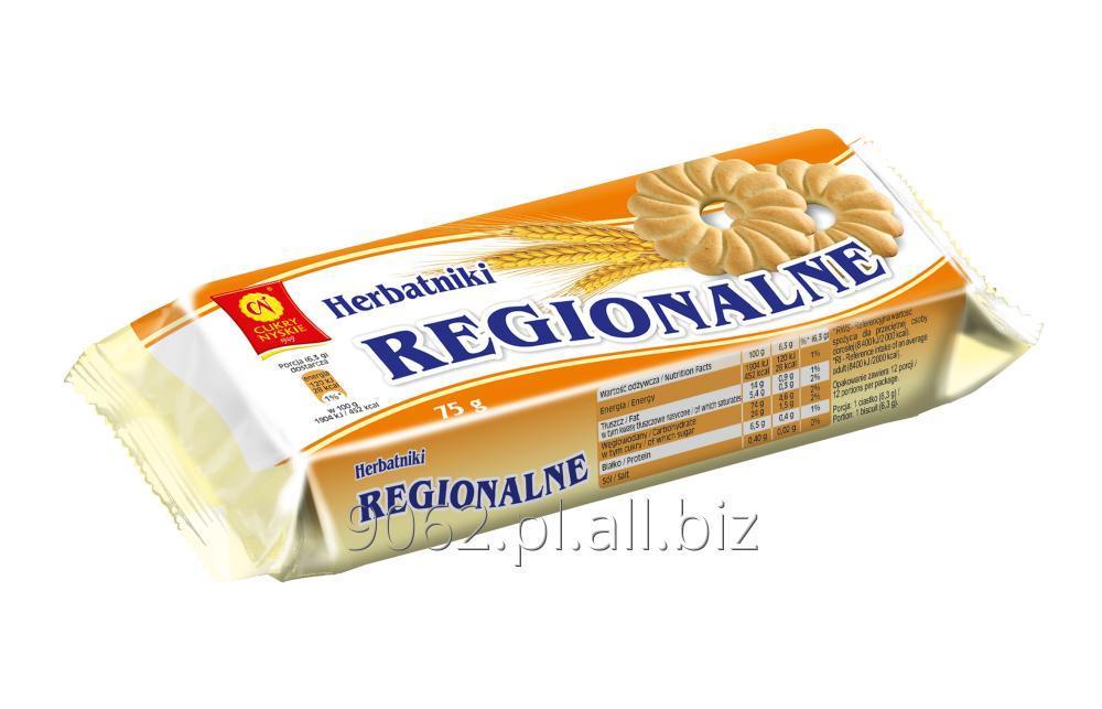 Kupić Herbatniki Regionalne 75 g