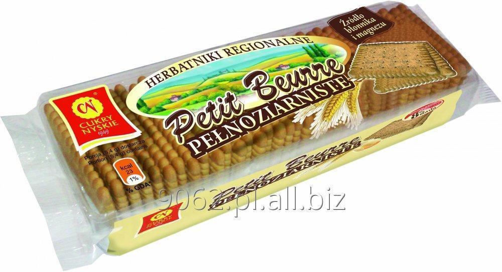 Kupić Petit beurre pełnoziarniste 200 g