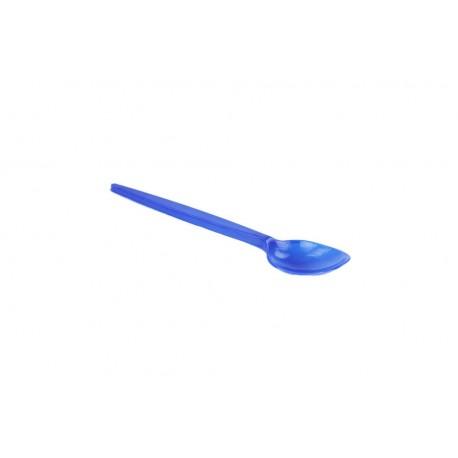 Kupić Łyżeczki plastikowe jednorazowe, błękitne, materiał PS.