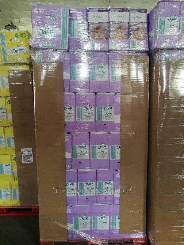 Kupić Pieluszki dla dzieci Dada extra soft i Premium
