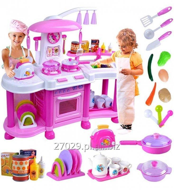 Kupić Kuchnia dla dzieci dziecka podwójna kran z wodą
