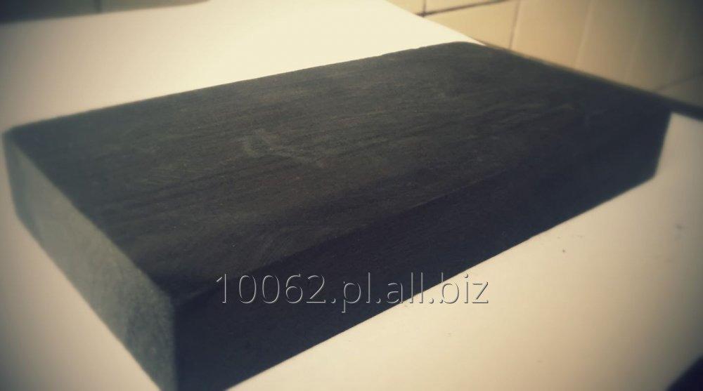 Kupić Węgiel drzewny do lutowania dla złotników o wymiarze: 200 x 100 x 30 mm