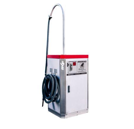 Kupić Samoobsługowy odkurzacz turbinowy 1-stanowiskowy do myjni do sprzątania wnętrz pojazdów.