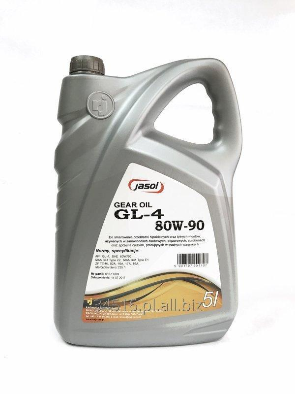 Kupić JASOL GEAR OIL GL-4 80W/90