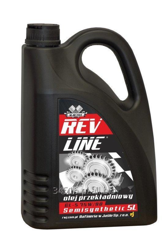 Kupić Revline Semisynthetic GL-5 75W/90