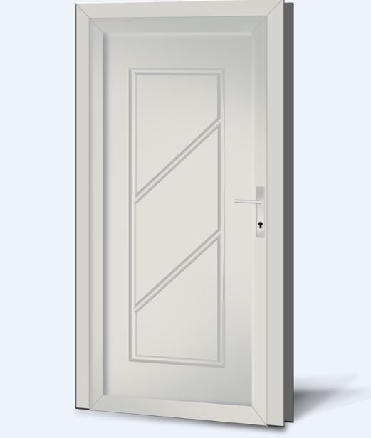 Wypełnienia drzwiowe PCV Basic Line 18