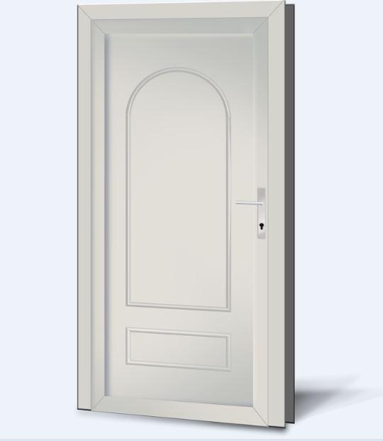 Wypełnienia drzwiowe PCV Basic Line 20