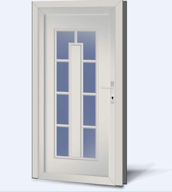 Wypełnienia drzwiowe PCV Basic Line 198