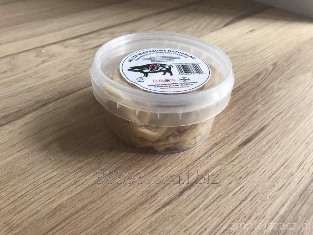 Kupić Jelita wieprzowe Naturalne - kal 24/26mm. - 10 m. Extra