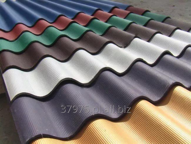 Kupić Płyta dachowa falista Płyty dachowe faliste włóknisto cementowa