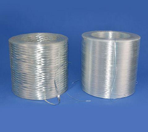 Kupić Rowing szklany o średnicy włókien 11-23 µm, w zakresie200 do 2400 tex.
