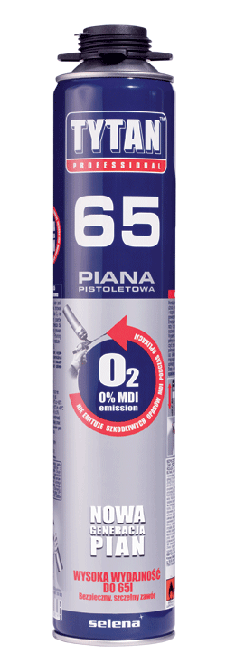 Piana pistoletowa O2 65