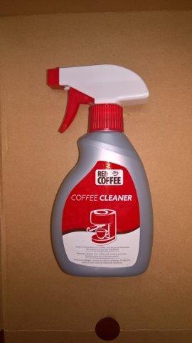 Kupić PŁYN DO CZYSZCZENIA RED COFFEE 250ml