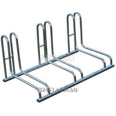 Kupić Stojak metalowy na rowery 2-3-4-5 stanowiskowy Lux