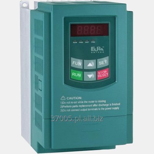 Kupić Falownik wektorowy 1,5kW 230VAC Eura Drives E2000-0015S2