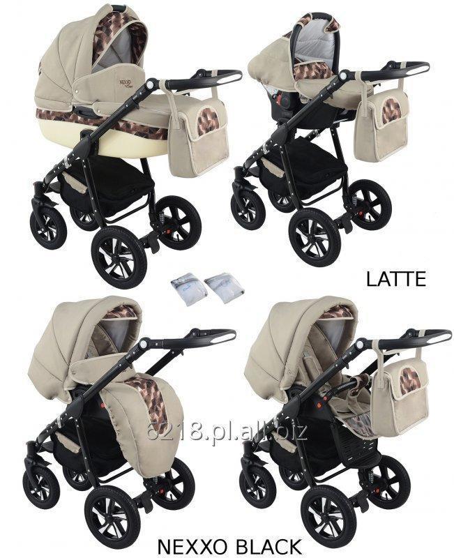 Kupić Wózek dziecięcy Krasnal NEXXO black