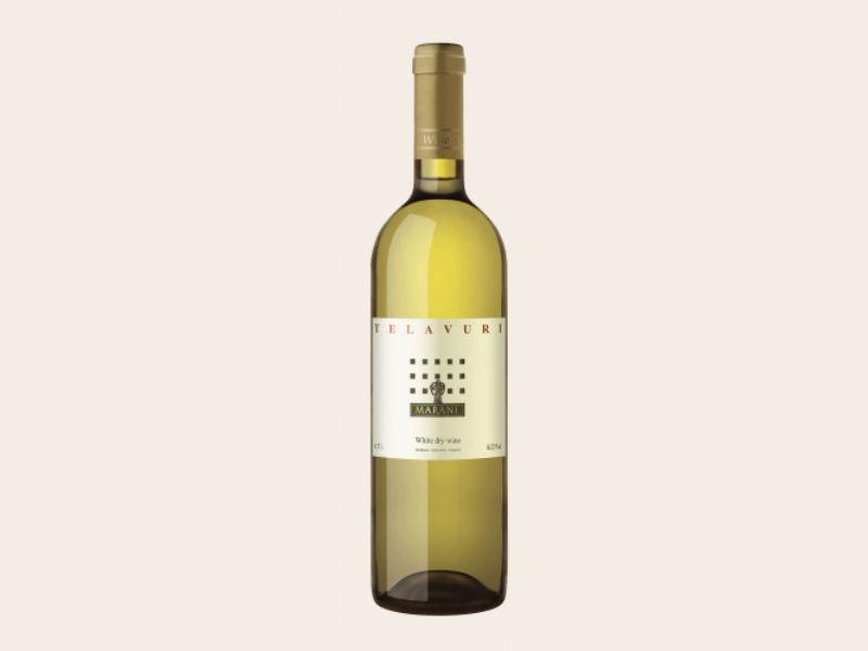 TELAVURI Wino białe wytrawne