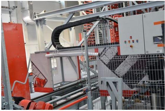 Kupić Linia do produkcji kostki brukowej oraz galanterii betonowej