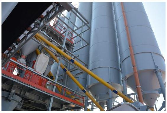 Kupić Węzły betoniarskie do produkcji wyrobów betonowych oraz produkcji betonu towarowego